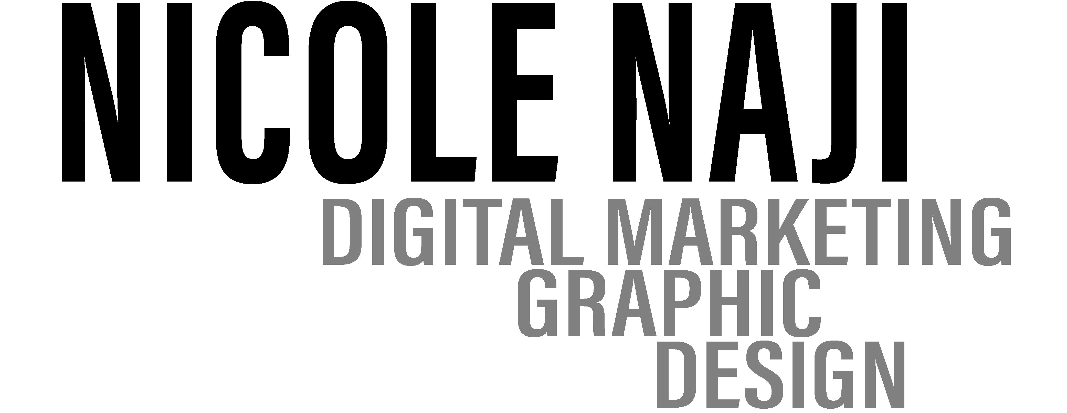 Nicole Naji   Digital Marketing